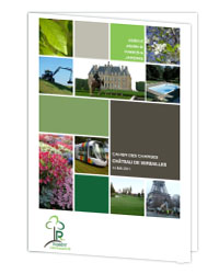 Brochure commerciale Robert Paysagiste